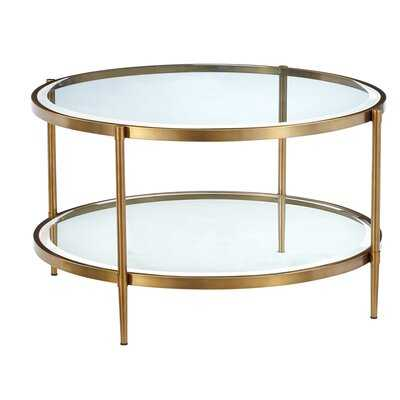 Round Coffee  Table - Wayfair