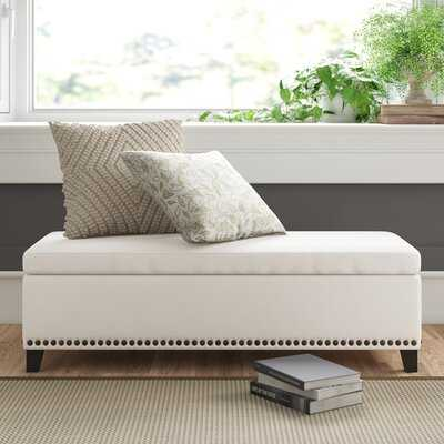 Centerville Upholstered Storage Bench - Birch Lane