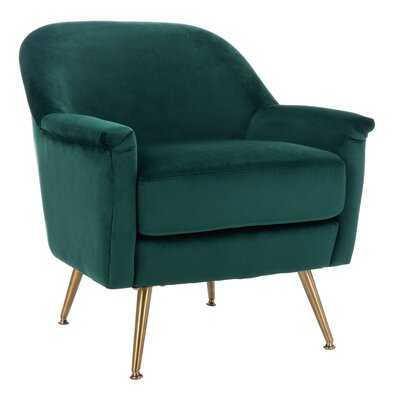 Brienne Mid Century Arm Chair - Wayfair