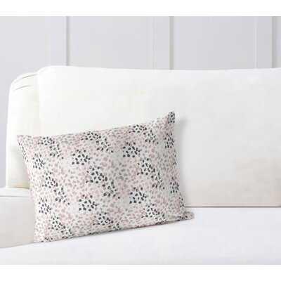 Theodora Cotton Indoor/Outdoor Geometric Lumbar Pillow - Wayfair