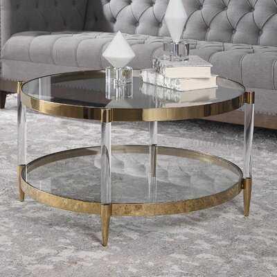 Sudie Coffee Table - Wayfair