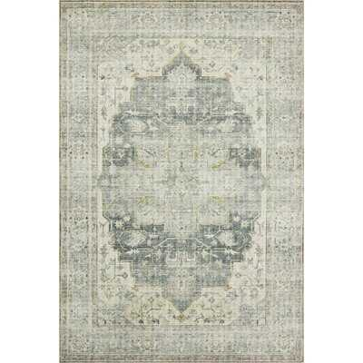 Appy Power Loom Beige Rug - Wayfair