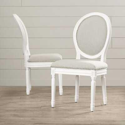 Fajardo King Louis Back Side Chair - Wayfair