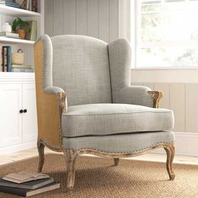 Brigham Wingback Chair - Birch Lane