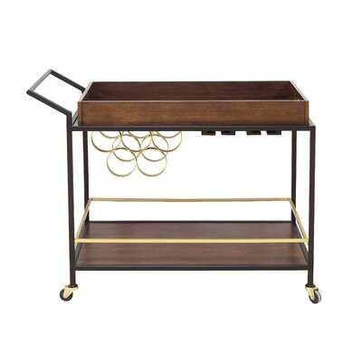 Howle Bar Cart - AllModern