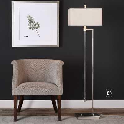 Mannan Modern Floor Lamp - Hudsonhill Foundry