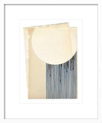 Not a Circle (False 3) by Kate Castelli for Artfully Walls - Artfully Walls