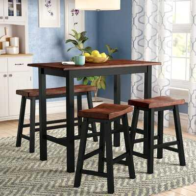 Winsted 4 Piece Counter Height Dining Set - Wayfair