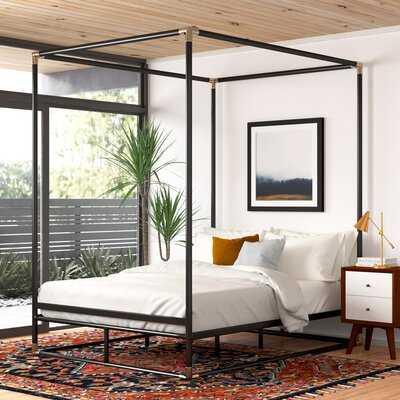 Adler Queen Canopy Bed - AllModern