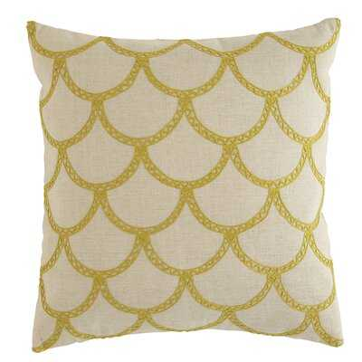 Cedartown Linen Throw Pillow - Birch Lane