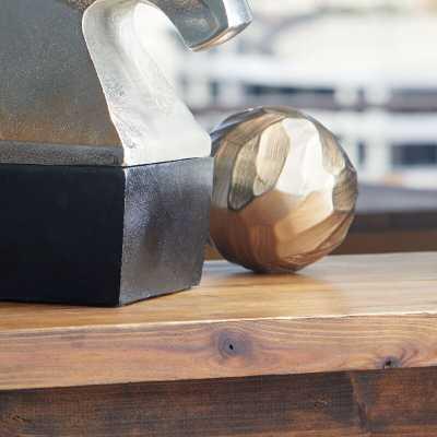 Cyan Design Delovine Sculpture Finish: Champagne - Perigold