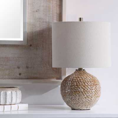 Lagos Rustic Table Lamp - Hudsonhill Foundry