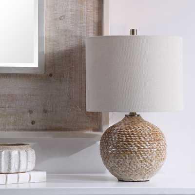 Lagos Rustic Table Lamp - Hudsonhill Foundry