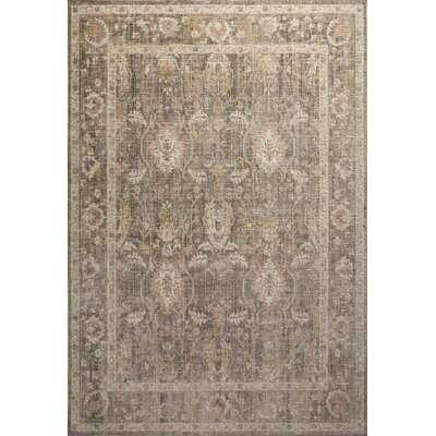 Rosemarie Oriental Sage/Blush Area Rug (Back in Stock Dec 17, 2020) - Wayfair