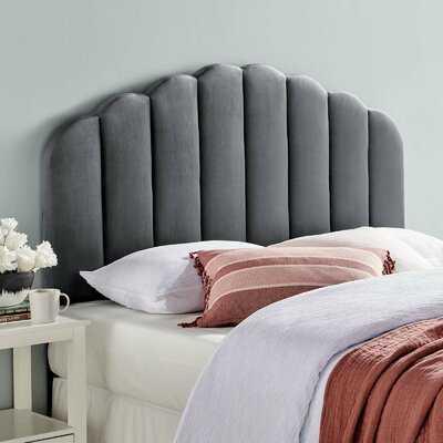 Halethorpe Upholstered Panel Headboard - Wayfair