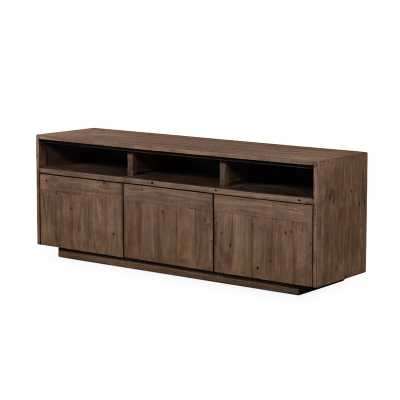 "Four Hands Solid Wood TV Stand for TVs up to 55"" - Perigold"