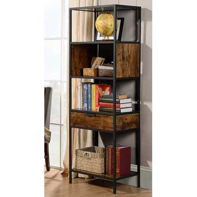 Ridgewood Display Standard Bookcase - Wayfair