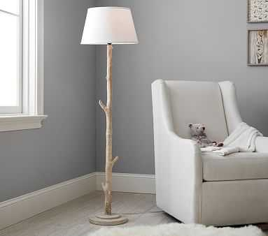 Birch Floor Lamp - Pottery Barn Kids