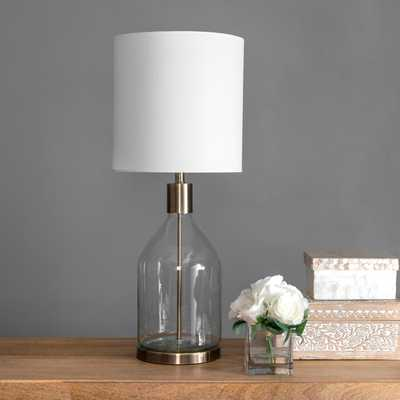 "Vista 29"" Glass Table Lamp - Loom 23"