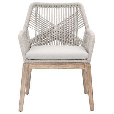 Loom Arm Chair, Set of 2 - Alder House