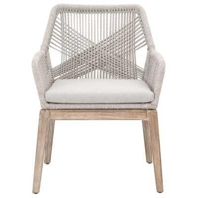 Loom Arm Chair, Set of 2 - Alder House