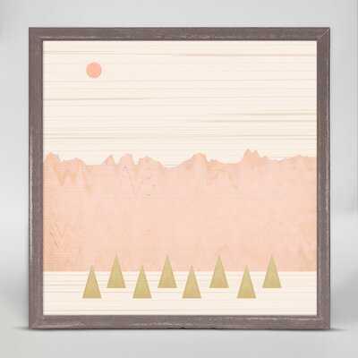 Aderyn Harmony Landscape Framed Art - AllModern