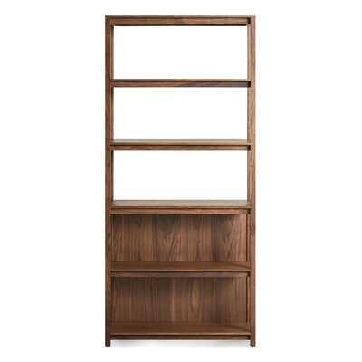 Open Plan Tall Bookcase - Wayfair