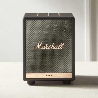 Marshall Uxbridge Black Speaker - CB2