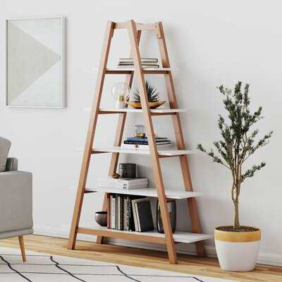 Ravinder Etagere Bookcase - Wayfair