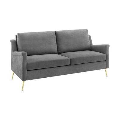 70'' Flared Arm Sofa - Wayfair