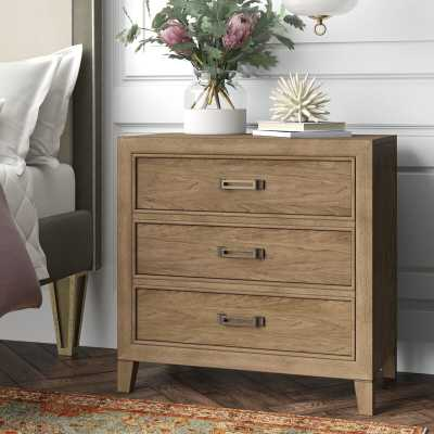 Tommy Bahama Home Cypress Point 3 Drawer Bachelor's Chest - Perigold