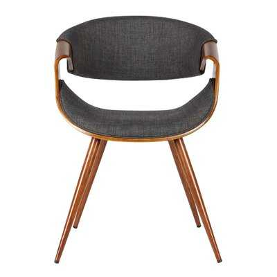 Mcentire Fabric Upholstered Side Chair - Wayfair