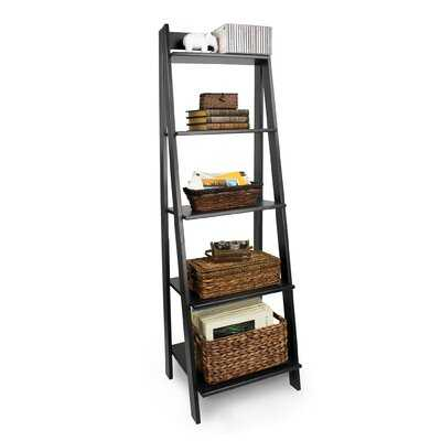 Matt Standard Split Ladder Bookcase - Wayfair