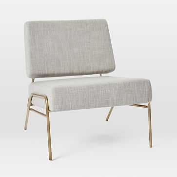 Wire Frame Slipper Chair Set of 2 - West Elm