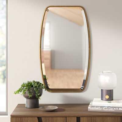 Lankin Modern & Contemporary Beveled Accent Mirror - AllModern