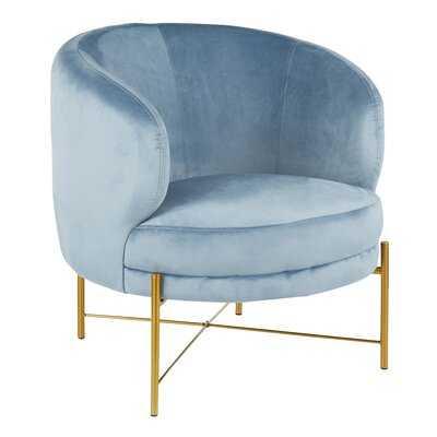 Hilda Barrel Chair - Wayfair