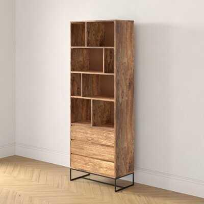 Amy Standard Bookcase - Wayfair