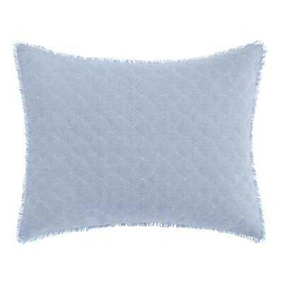 Mila Blue 16 X 20 Decorative Pillow - Wayfair