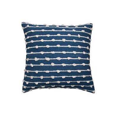Kioneli Cotton Striped Throw Pillow - Wayfair