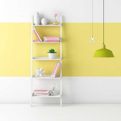 Lundberg Wall Ladder Bookcase - Wayfair