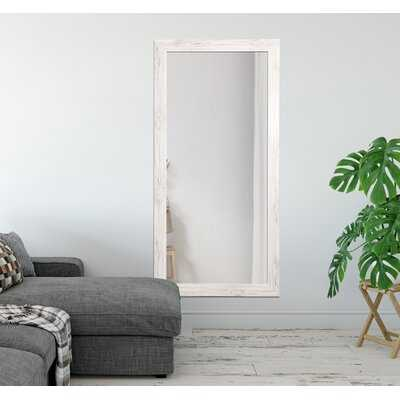 Oyster Grain Modern & Contemporary Full Length Mirror - Wayfair