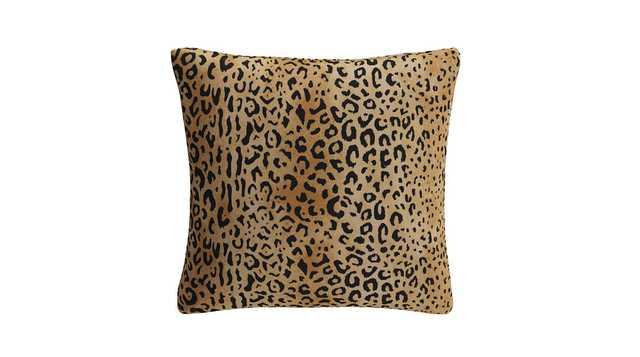Throw Pillow | Leopard - The Inside