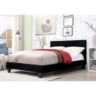 Nitya Upholstered Platform Bed - Wayfair