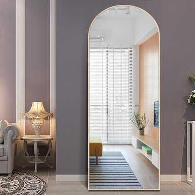 Ayrin Floor Full Length Mirror - AllModern