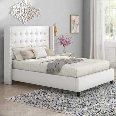 Doleman Upholstered Standard Bed - Wayfair