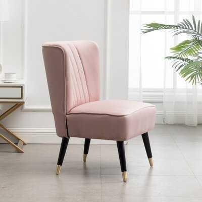 Billiot Slipper Chair - Wayfair