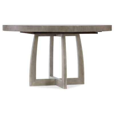 Affinity Pedestal Solid Wood Dining Table - Perigold