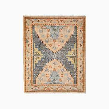 Avila Rug, 9'x12', Multi - West Elm