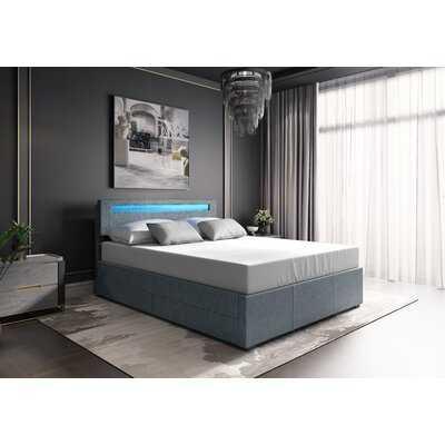 Allegona Upholstered Storage Platform Bed - Wayfair
