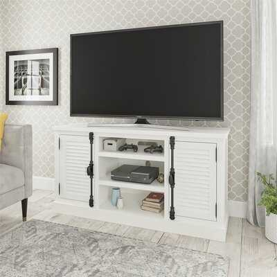 "Kris TV Stand for TVs up to 65"" - Wayfair"